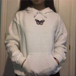 Sweaters - Butterfly Sweater